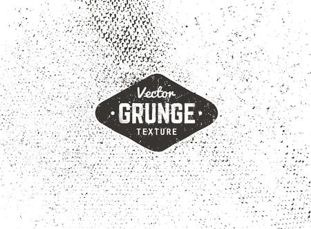 Grunge background texture. Grain noise distressed texture. Vectores
