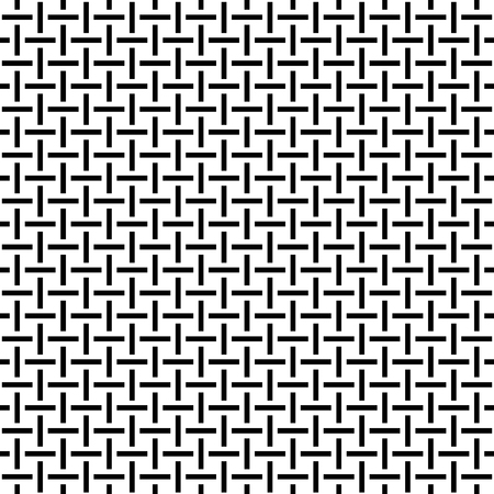 Weaving Seamless Pattern. Vector endless texture. Иллюстрация