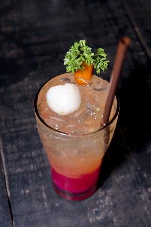 lychee juice: Lychee juice