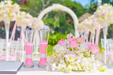 bautiful婚禮成立了上海灘,婚禮