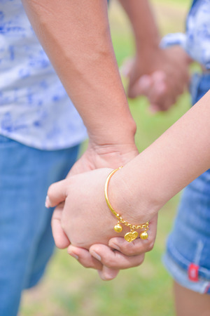 holding  hand: Boy and girl holding hand together, pre wedding