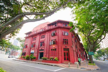 紅點設計博物館,新加坡,建設