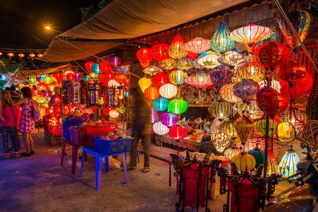 Hoi An - Vietnam Mar 15 ::  City of light in Hoi An ancient town on Mar 15, 2015 Vietnam Editorial