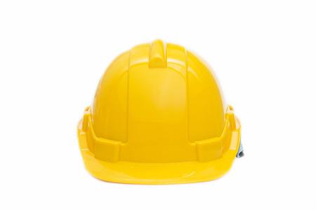 sécurité halmet jaune pour tête, casque