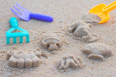 sand mold: sand beach toy set for kids, toy