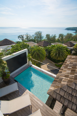 residence: private villa sea view luxury home, residence