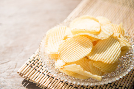 potato chip: potato chip most popular snack, eat