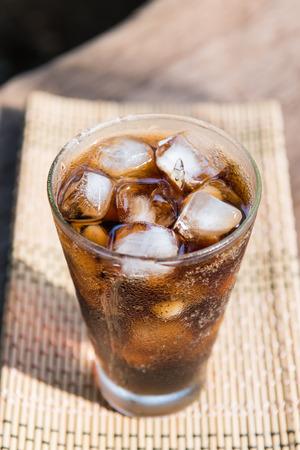 sparking: cold cola most popular sparking water, drink
