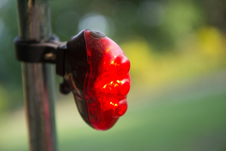 tail light: tail light of bicycles for safety, bike