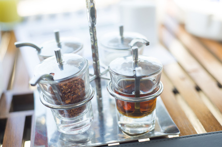 flavouring: set of thai flavouring for more tasty, garnish
