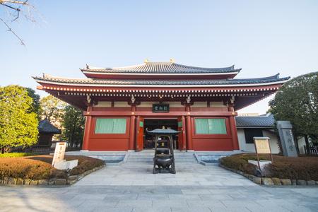 asakusa: Asakusa - Japan , February 20, 2016 :  Sensoji temple symbol of Asakusa, Japan