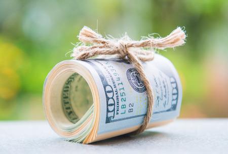 smacker: saving money with american dollars , cash