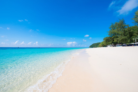 푸켓, 태국의 마이 톤 섬 아름다운 해변