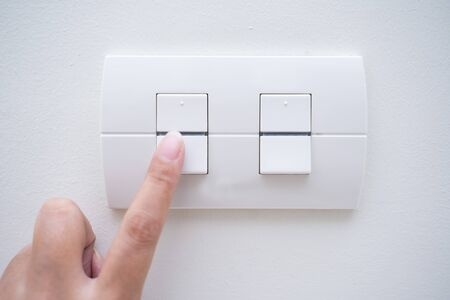turn on power switch light,switch