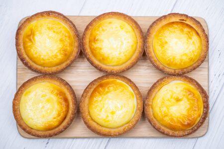 Portuguese egg tart recipe macau, dessert