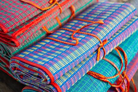 local mat handcraft thai style,mat