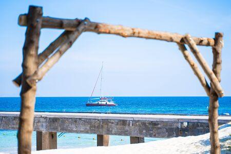 Mai Ton island private beach at Phuket,Thailand
