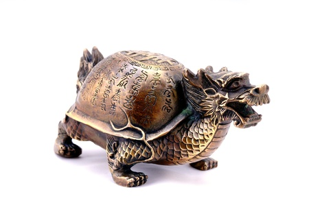 Feng Shui. Turtle-Dragon photo