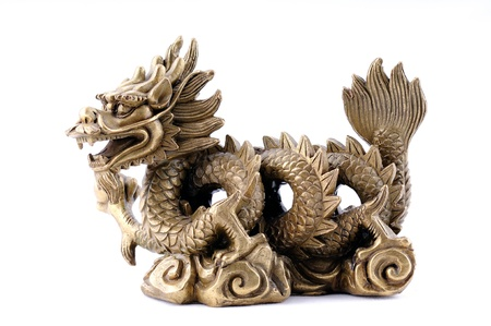 Feng Shui. Imperial Dragon photo