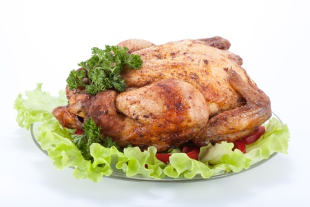 Chicken grill Stock Photo - 10659567