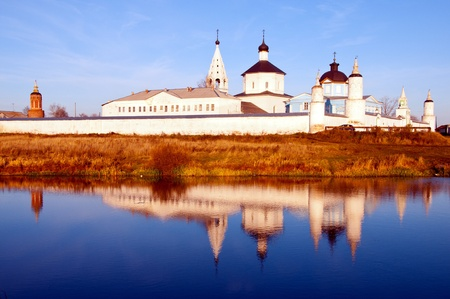Great monasteries of Russia. The city of Kolomna photo