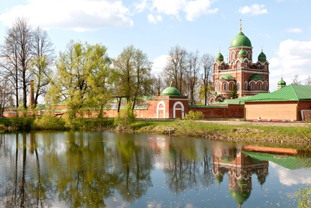 Great monasteries of Russia. The city of Borodino