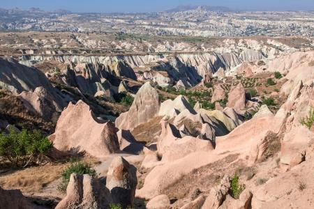Cappadocia. Fairy Chimneys of Urgup Stock Photo - 13871098