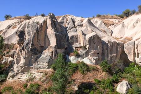 Cappadocia. Fairy Chimneys in Goreme photo