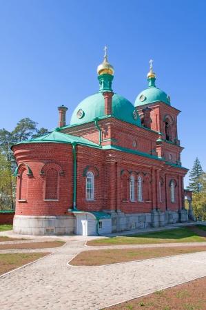 North Russia  Island Valaam on Ladooga lake Stock Photo - 14123318