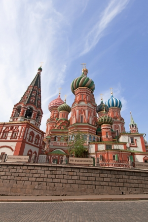 intercession: Intercession Cathedral  Moscow, Russia, Red Square