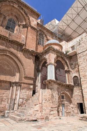 Israel  The Old City of Jerusalem  Church of the Resurrection photo