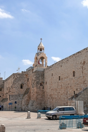 Palestin  The city of Bethlehem  The Church of the Nativity of Jesus Christ Stock Photo - 14253729