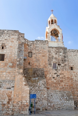 Palestin  The city of Bethlehem  The Church of the Nativity of Jesus Christ