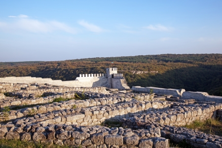 A medieval fortress Shumen in Bulgaria Stock Photo - 15905399