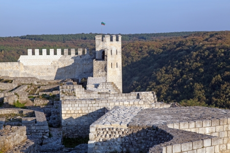 A medieval fortress Shumen in Bulgaria Stock Photo - 15905414