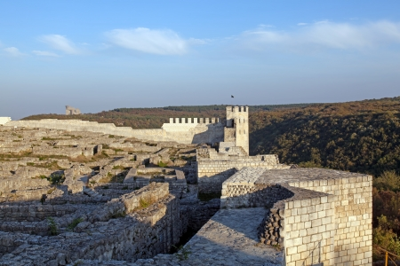A medieval fortress Shumen in Bulgaria