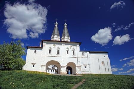 monasteri: Grandi monasteri della Russia Ferapontov Archivio Fotografico