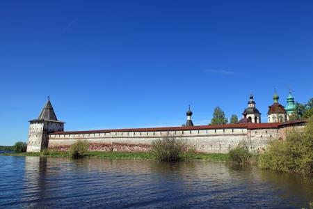 monasteries: Great monasteries of Russia  Kirillov