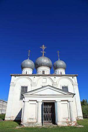monasteries: Great monasteries of Russia  Belozersk Stock Photo