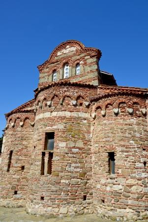 stephen: La chiesa di Santo Stefano a Nessebar, Bulgaria