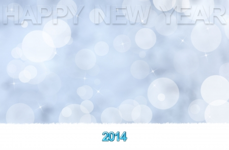 Merry Christmas and Happy New Year background photo