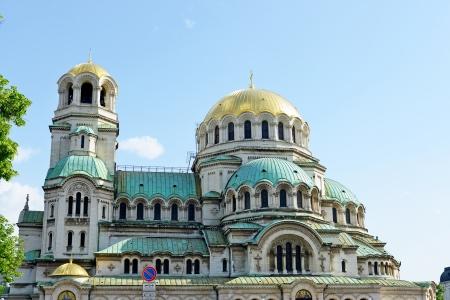Alexander-Newski-Kathedrale in Sofia, Bulgarien Standard-Bild - 24948905