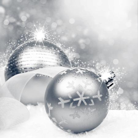 Weihnachtskugeln Standard-Bild - 34427750