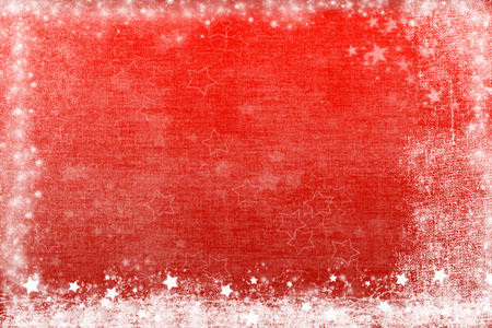 christmas backdrop: Abstract red grunge background