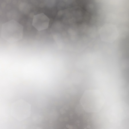 argent: Abstract silver background with bokeh