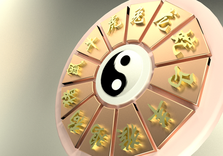Taoist Chinese Zodiac Horoscope photo