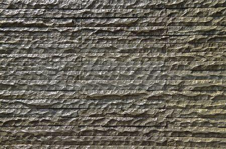 front porch: Muro de piedra natural para decoraci�n de pared casa frontal porche
