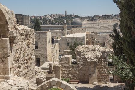 jewish quarter: Walk through the ancient streets of Jerusalem