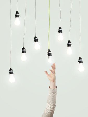 creativity  and energy concept  Stock Photo - 5086305