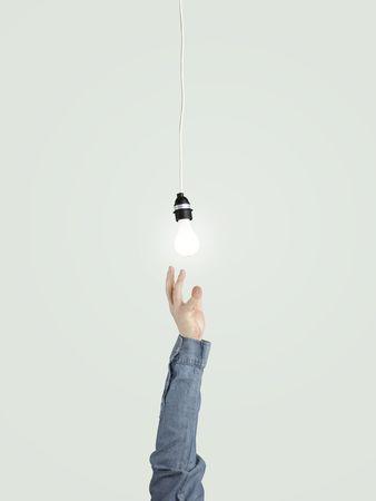 creativity  and energy concept Stock Photo - 5086277